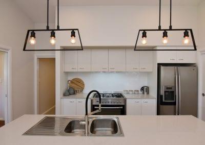 Twin Waters appliances detail