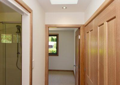 Far Meadow Cottage hall