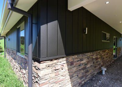 Far Meadow Cottage side